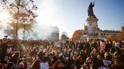 Macron beruft Krisensitzung zu jüngster Polizeigewalt ein