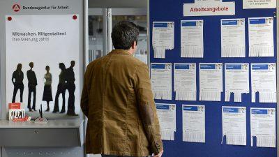 Corona-Maßnahmen: Über eine Million Menschen haben Job verloren