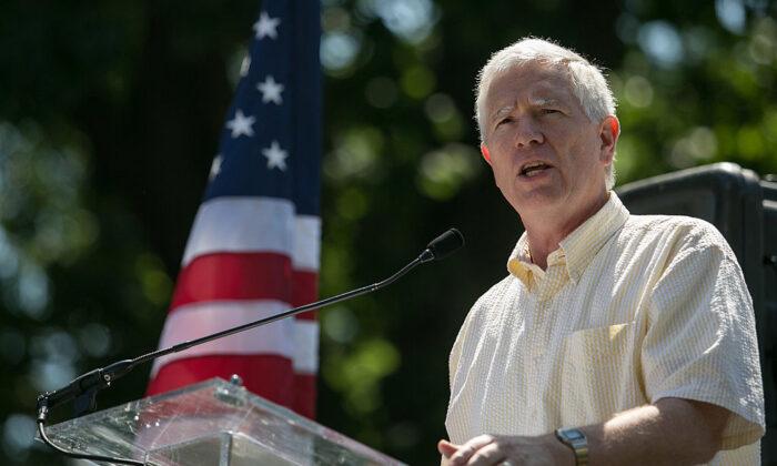 Brooks: Der Kongress hat das volle Recht, das Wahlergebnis eines Bundesstaates abzulehnen