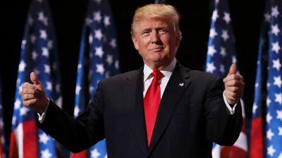 """Trump: """"Nein, es ist nicht vorbei – Wir gehen weiter"""""""