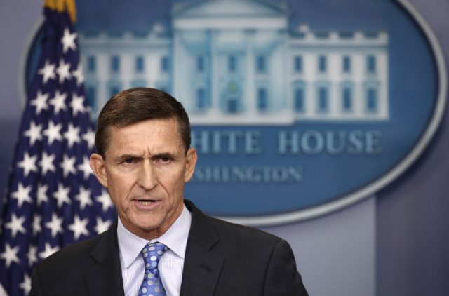 """General Flynn: """"Es ist immer noch ein Putsch gegen den Präsidenten im Gange"""""""