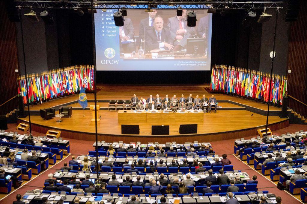 OPCW wirft Russland und Syrien erneut Einsatz verbotener Chemiewaffen vor