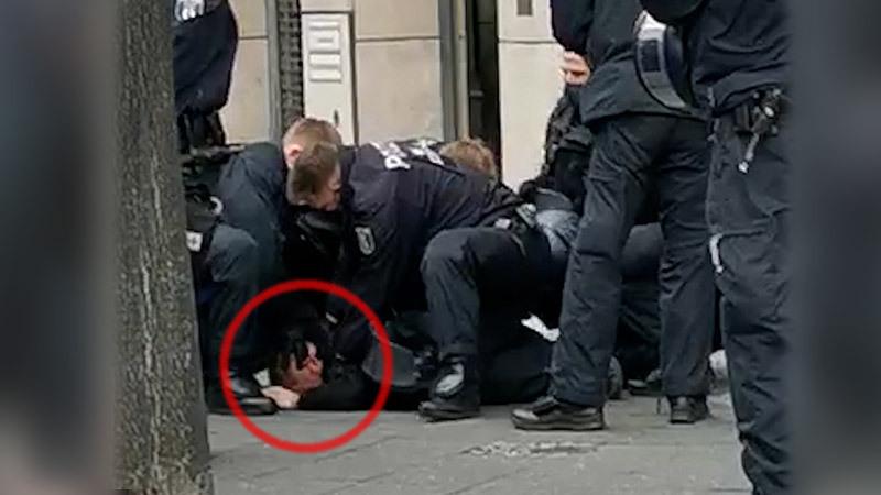 """Karsten Hilse über seine Festnahme in Berlin: """"Das war ganz eindeutig eine Einschüchterungsmaßnahme"""""""