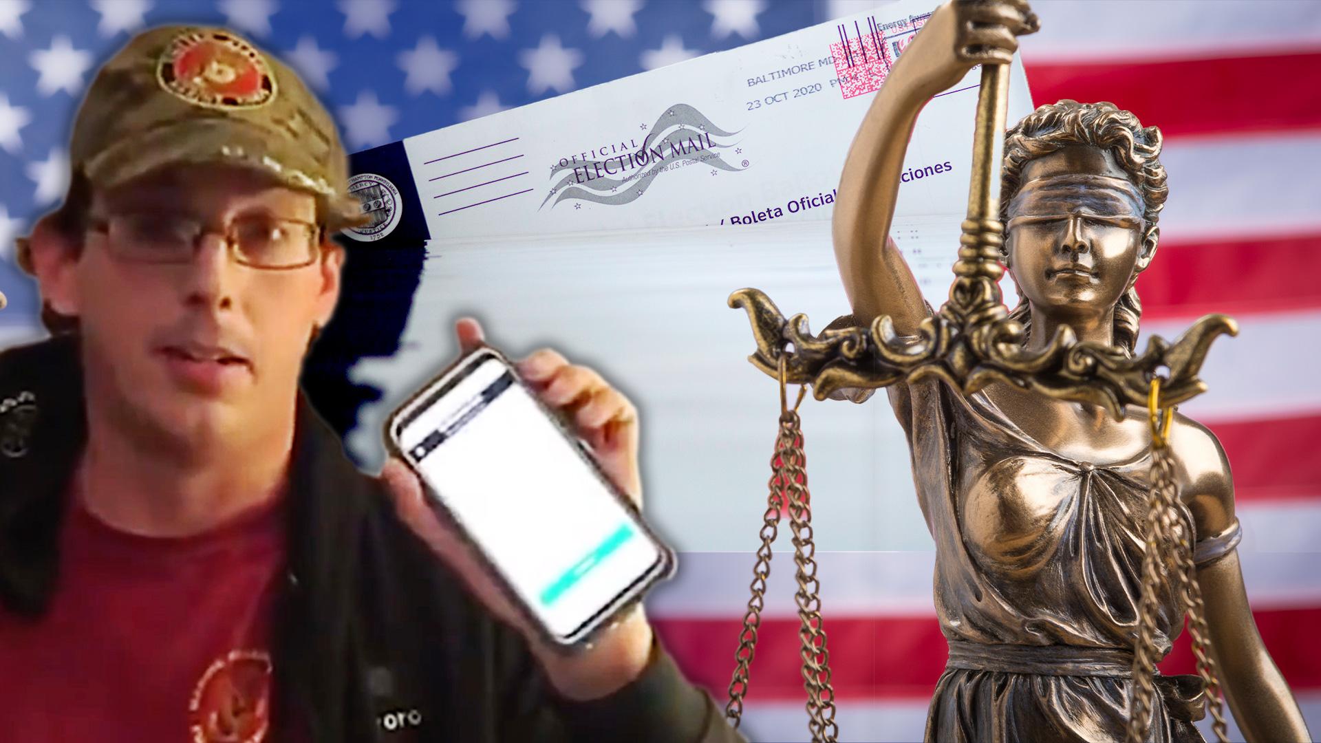 """Wahlbetrug ausgepackt: Medien gegen Whistleblower – """"Ich widerrufe nicht"""""""