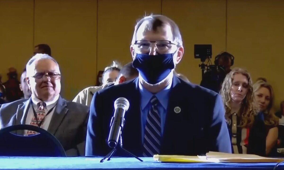 """Zeuge bei Wahlanhörung in Pennsylvania: Wahlmaschinen """"gebaut, um manipuliert zu werden"""""""
