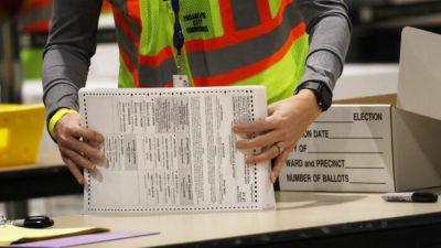 Klage in Pennsylvania gewonnen: Wahl-Beobachter können bei der Auszählung der Stimmzettel zusehen
