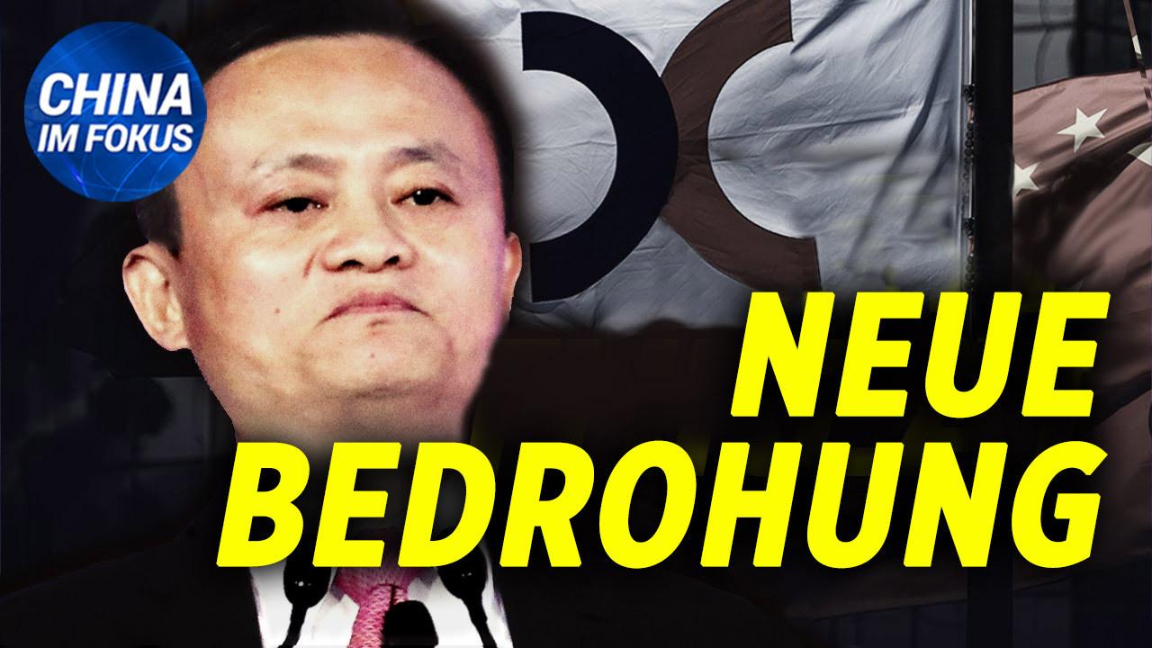 NTD: Vorgehen chinesischer Milliardäre bedroht Millionen | Mann für Benutzung von Wikipedia verhaftet