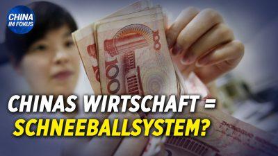 NTD: Kramp-Karrenbauer appelliert an Zusammenarbeit mit USA   Chinas Finanzmodell mit Betrug assoziiert