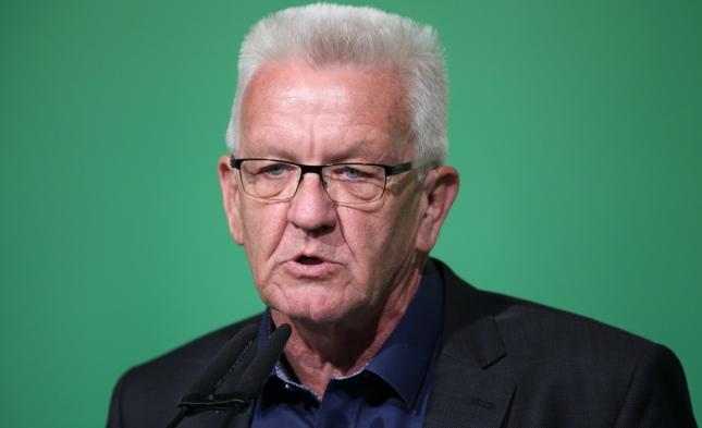 Brandbrief der Bürgermeister: Stadtchefs fordern Lockdown-Prüfung von Ministerpräsident Kretschmann