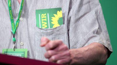 ZDF-Politbarometer: Grüne etwas stärker