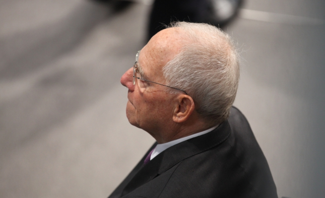 Ungarn schreibt wegen EU-Rechtsstaatsklausel an Schäuble