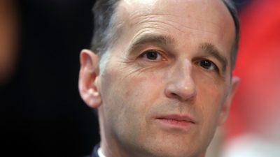 Außenminister und Europa-Staatsminister in Quarantäne