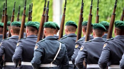Disziplinarstrafe für Impfverweigerer bei der Bundeswehr