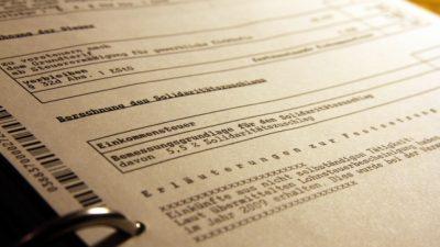 Steuerschätzung: Zehn Milliarden Euro Mehreinnahmen bis 2022