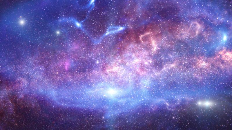 """Das Universum ist voller Galaxien und noch größeren Strukturen. Die Gravitation zwischen Ihnen führt zu einer ständigen Erwärmung, einem """"kosmischen Klimawandel"""" von mehreren Millionen Grad Celsius."""