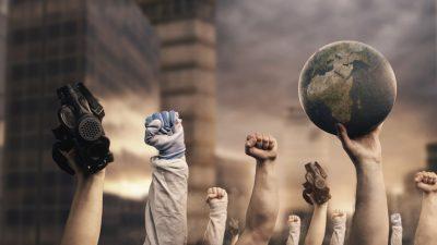 Die zwei Wege zum Sozialismus: Gleichheit und Klimawandel-Alarmismus