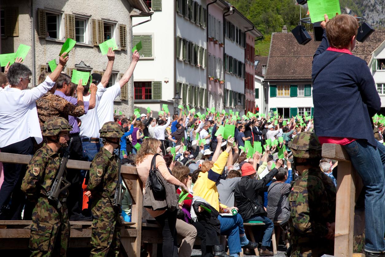 Schweizer Volksabstimmung zum weltweit strengsten Lieferkettengesetz