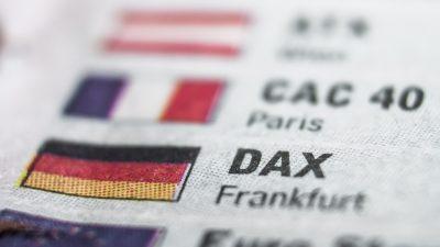 Deutscher Aktienindex erreicht neues Rekordhoch