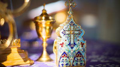 Unbekannte stehlen Gegenstände im Wert von 15.000 Euro aus hessischer Kirche