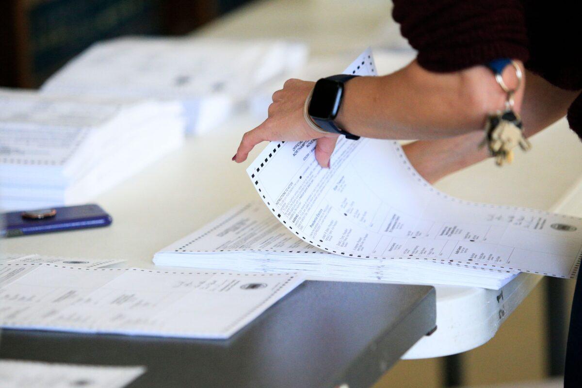 Richterin in Pennsylvania blockiert Zertifizierung der Wahlergebnisse