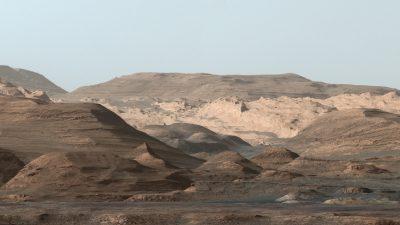 Sintflut auf dem Mars: Geologen finden am Mars-Äquator Anzeichen uralter Megafluten