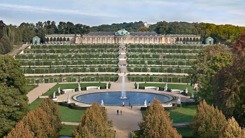 Potsdam begreifen – ein prachtvoller historischer Bildband