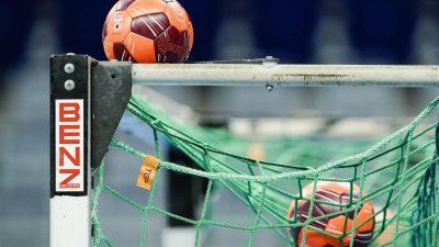 Positiver Corona-Test bei Handballern nach Länderspiel