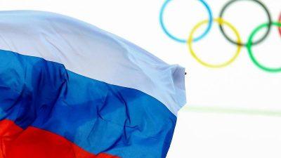 Russland klagt vor Sportgerichtshof gegen Olympia-Sperre