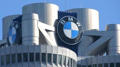 BMW will ab 2025 Elektroautos auf eigener Plattform bauen