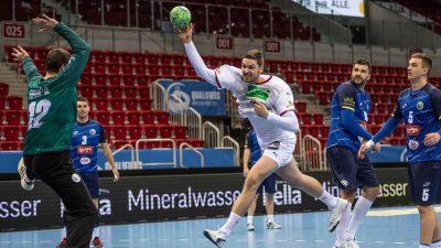 Glanzloser Sieg für deutsche Handballer bei Gislason-Debüt