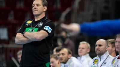 Deutsche Handballer formverbessert: Klarer Sieg in Estland