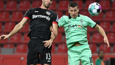 Absolut sehenswert: Leverkusen gewinnt gegen Gladbach