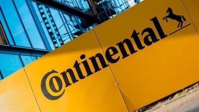 Hannover: Automobilzulieferer Continental ringt um Arbeitsplätze