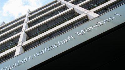 Masken-Deal: Staatsanwaltschaft München stellt Ermittlungen ein