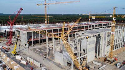 BG BAU: Todeszahlen auf Baustellen steigen