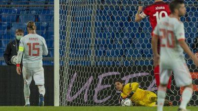 Bitterer Rekord-Abend für Ramos: Zwei Elfer vergeigt