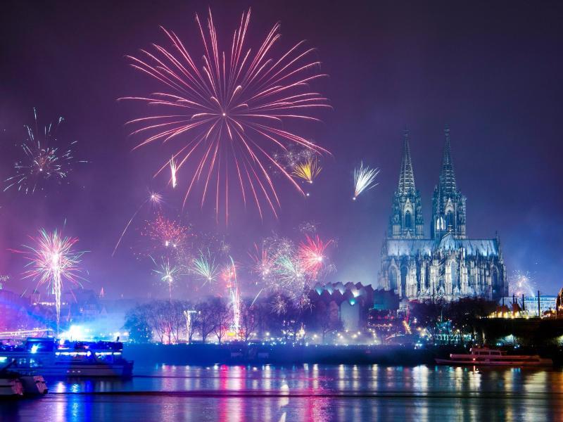 Feuerwerk zu Silvester – ja oder nein? Debatte hat begonnen