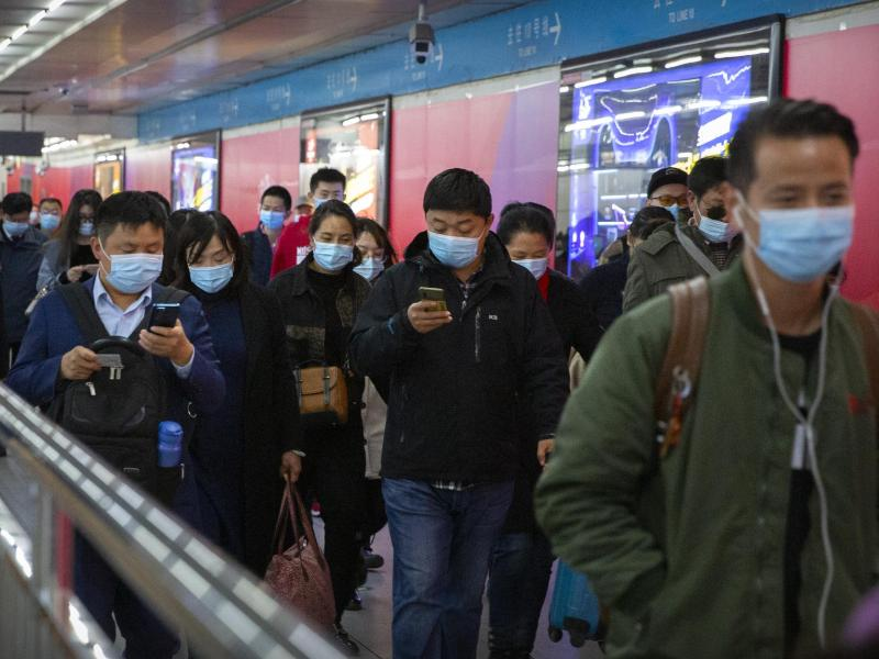 China riegelt zwei Metropolen von der Außenwelt ab