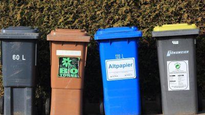 Studie: Weniger Plastikmüll nur mit umfassendem Kulturwandel möglich