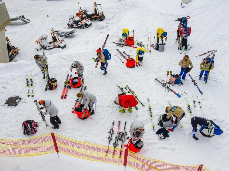Herausforderungen des Wintersports in der Corona-Saison
