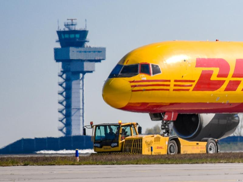 Millionenschaden für DHL durch Blockade-Aktion gegen Frachtflughafen-Ausbau in Leipzig