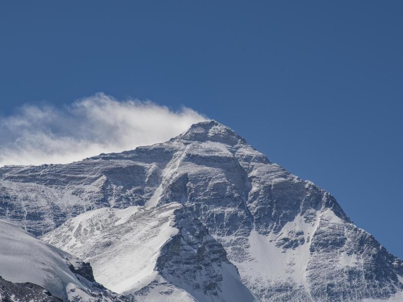 Mikroplastik in der Todeszone des Mount Everest