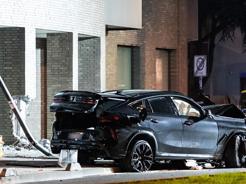 Tödlicher Unfall mit SUV auf Frankfurter Gehweg
