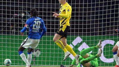 Neuers Frust-Woche, Dortmunder Jungstars und Schalker Krise