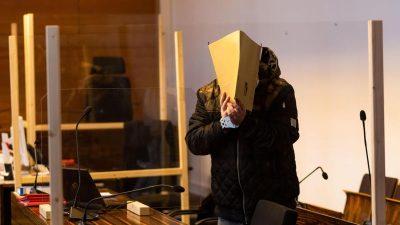 Nach Gruppenvergewaltigung in Freiburg fünf Urteile rechtskräftig