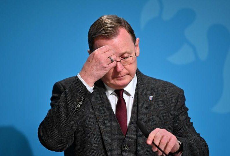 Stinkefinger: Aufhebung der Immunität Ramelows beantragt – Gysi soll ihn verteidigen