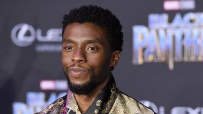 "Gedenken an ""Black Panther""-Star Chadwick Boseman"