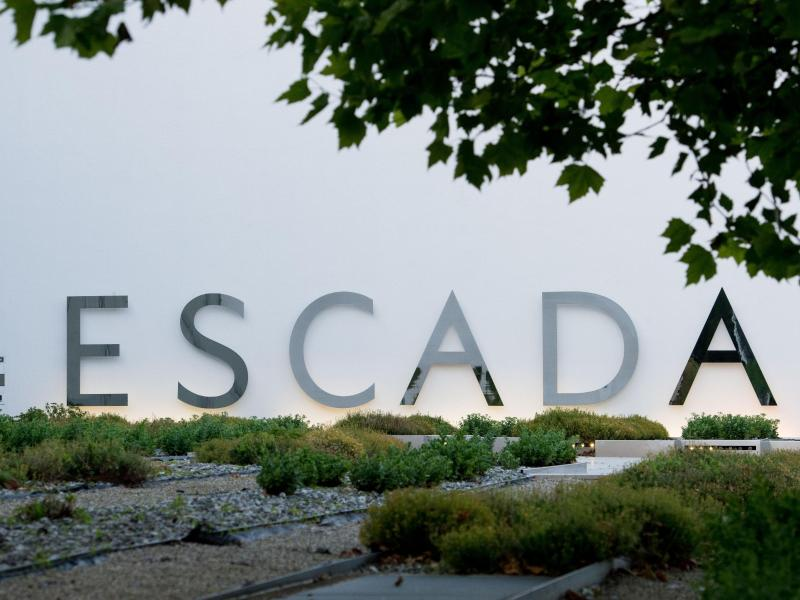 Escada-Insolvenz: Aus für einen Teil des Unternehmens