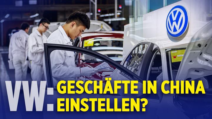 Volkswagen stellt eventuell China Geschäft ein | Hongkong verfolgt ehemaligen Abgeordneten im Exil