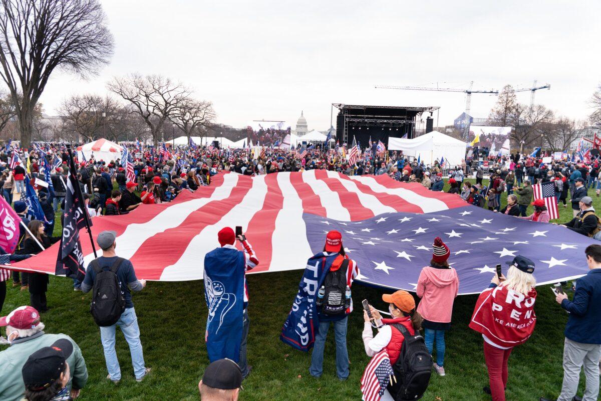 Trump ruft seine Unterstützer auf, am 6. Januar nach Washington zu kommen
